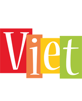 Viet colors logo