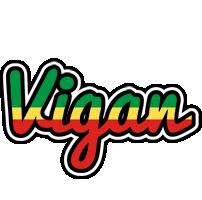 Vigan african logo