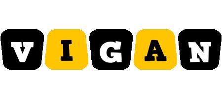 Vigan boots logo