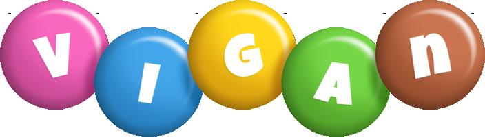 Vigan candy logo