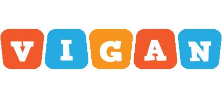 Vigan comics logo