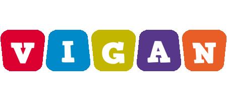 Vigan daycare logo