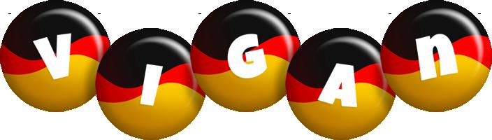 Vigan german logo