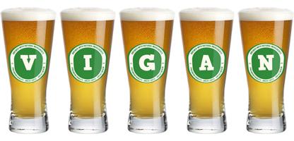 Vigan lager logo