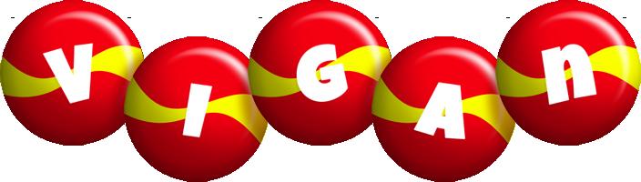 Vigan spain logo