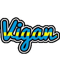 Vigan sweden logo
