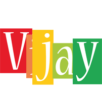 Vijay colors logo