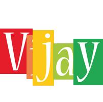 Vijay Logo Name Logo Generator Smoothie Summer Birthday Kiddo