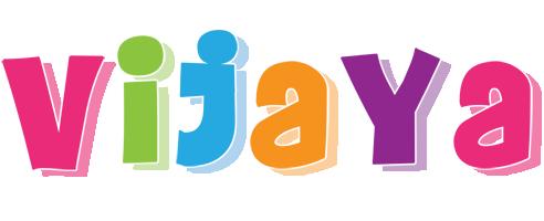 Vijaya friday logo