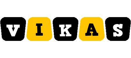 Vikas boots logo