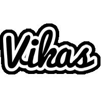 Vikas chess logo