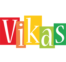 Vikas colors logo