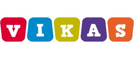 Vikas daycare logo