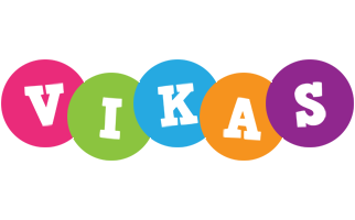 Vikas friends logo