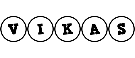 Vikas handy logo