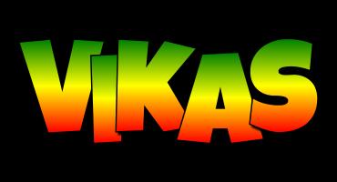Vikas mango logo