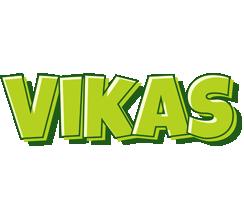 Vikas summer logo