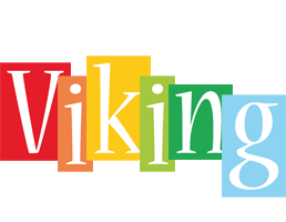 Viking colors logo