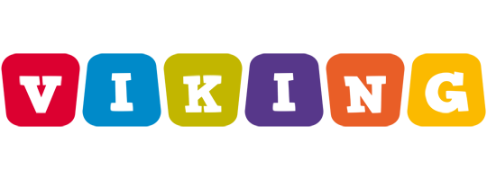 Viking kiddo logo