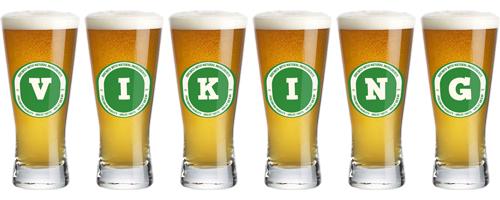 Viking lager logo