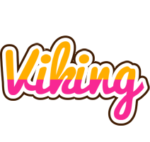 Viking smoothie logo