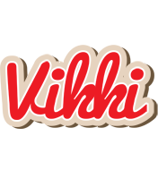 Vikki chocolate logo