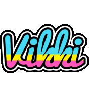 Vikki circus logo