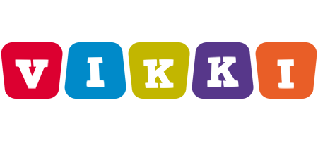 Vikki daycare logo