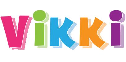 Vikki friday logo