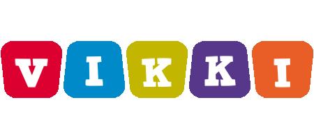 Vikki kiddo logo