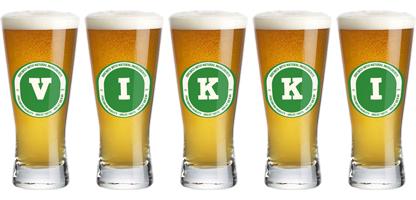 Vikki lager logo