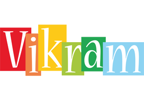 Vikram colors logo
