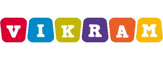 Vikram kiddo logo