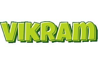 Vikram summer logo