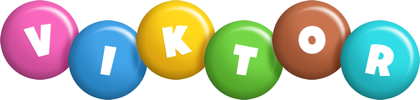 Viktor candy logo