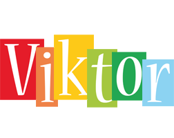 Viktor colors logo