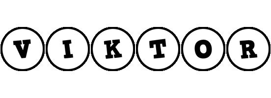 Viktor handy logo
