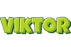 Viktor summer logo