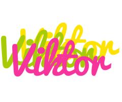 Viktor sweets logo