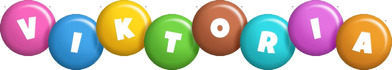 Viktoria candy logo