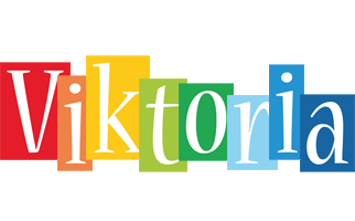 Viktoria colors logo