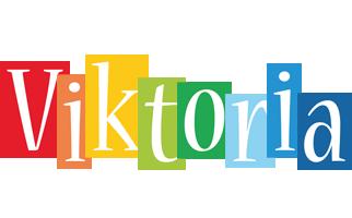 Viktoria colors logo