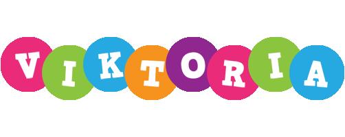 Viktoria friends logo