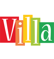 Villa colors logo