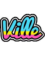 Ville circus logo