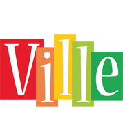Ville colors logo