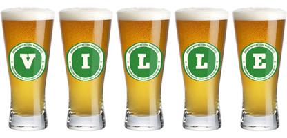 Ville lager logo
