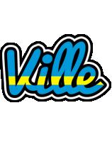 Ville sweden logo