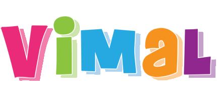 Vimal friday logo