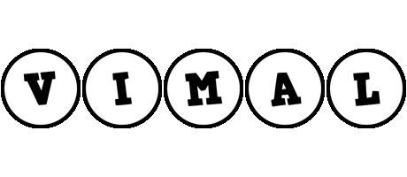 Vimal handy logo